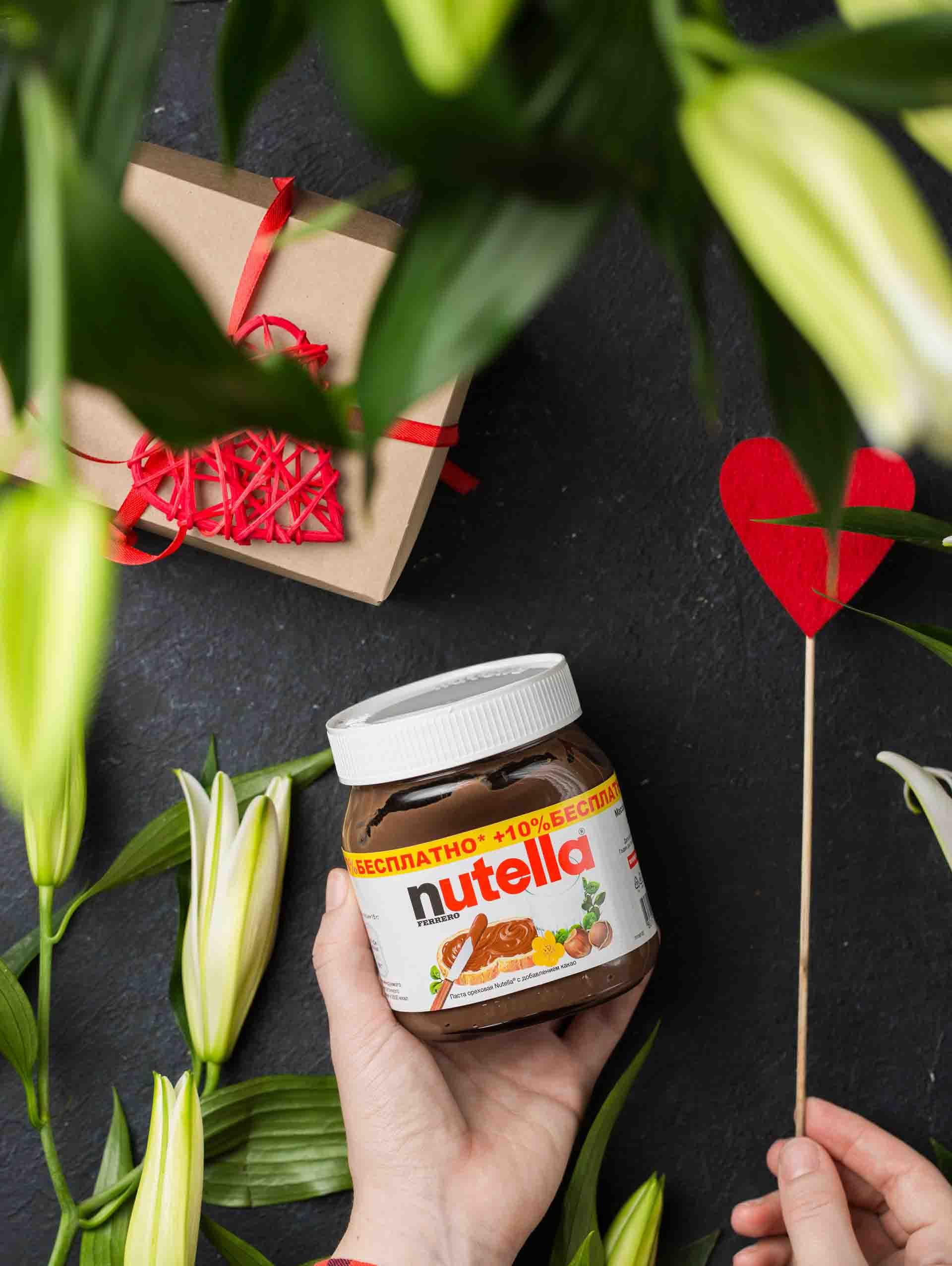 La grande saga des ingrédients du Nutella