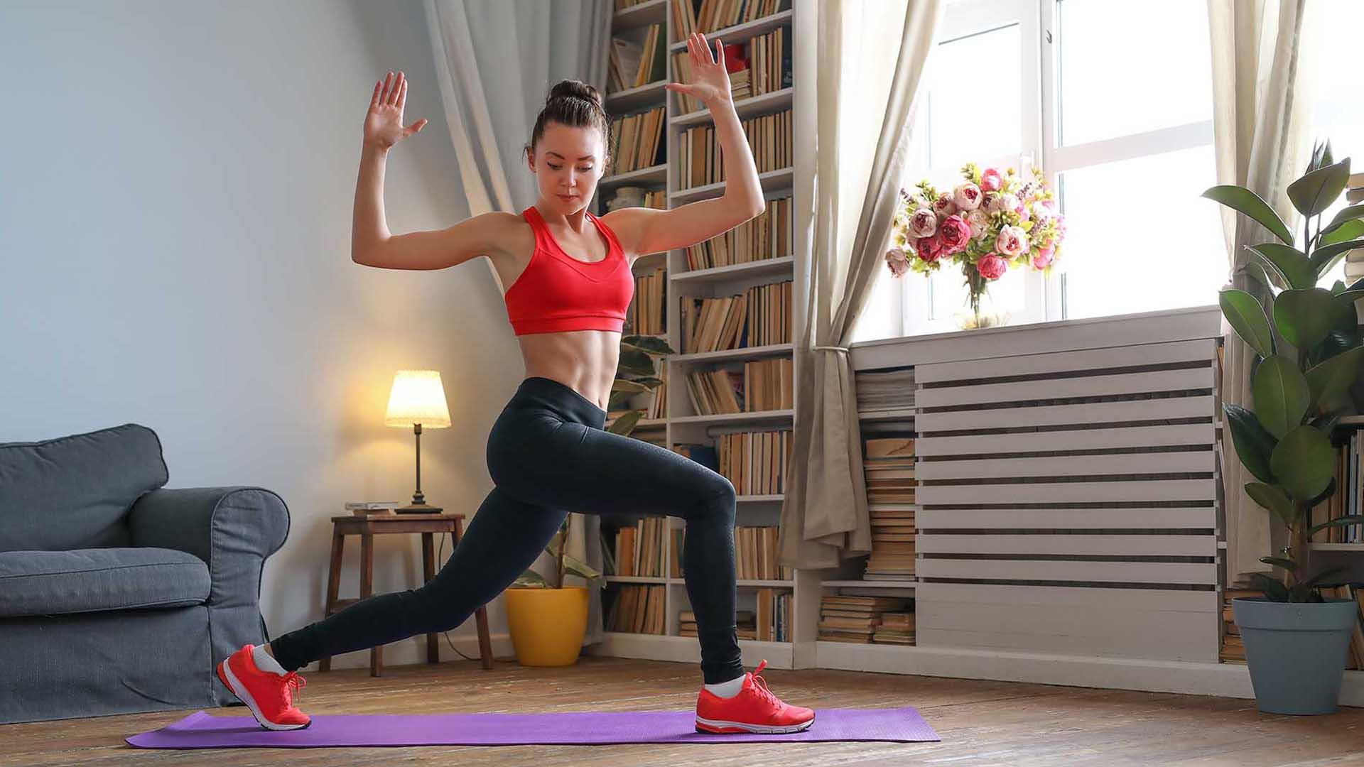 Les 5 meilleurs conseils de Pros pour réussir les entraînements à la maison